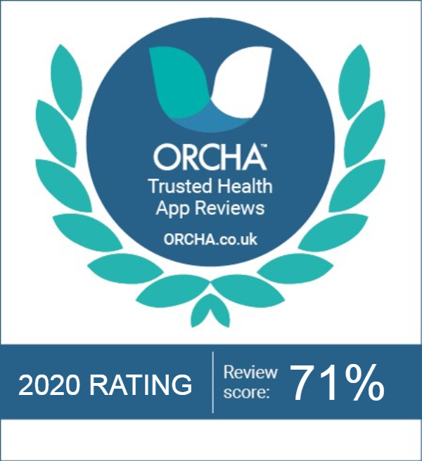 Mental Health forms. Orcha Accredited